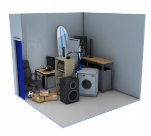 Storage unit 10x10