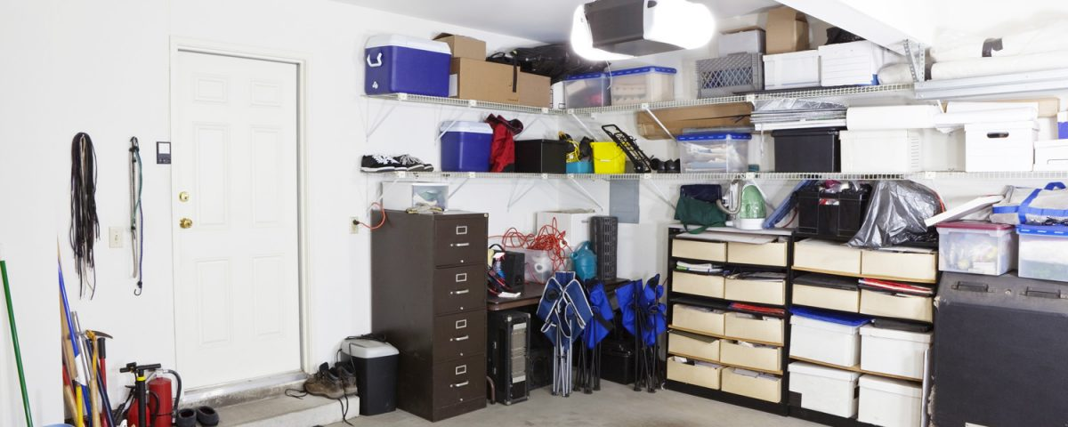 Using your garage for better storage