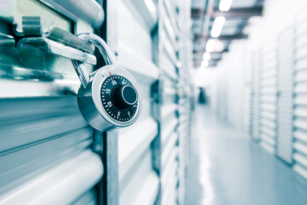 Vault Self Storage's view on security risks with self storage