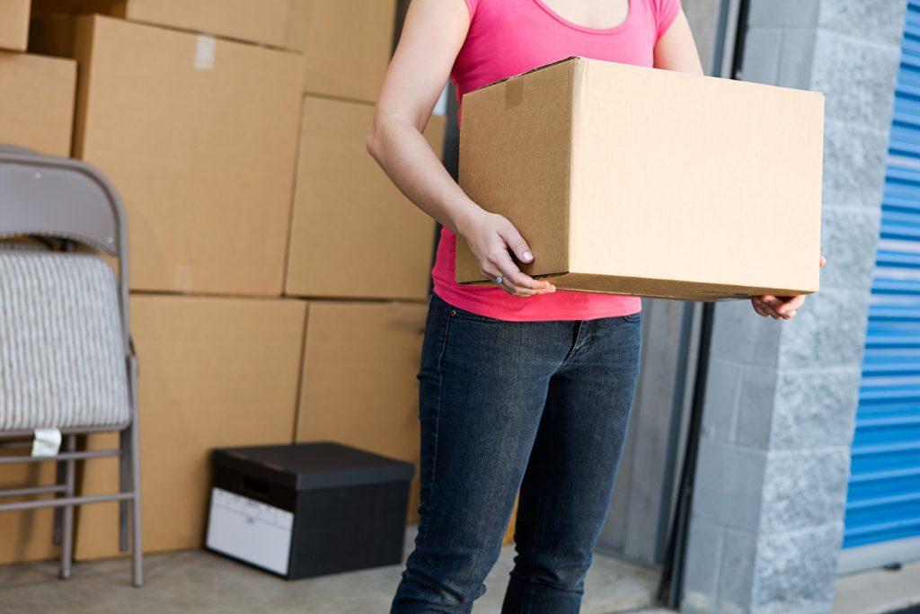 Storage units help make your move easier | Vault Self Storage